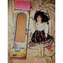 Muñeca Coleccion Porcelana 42cmts-doll