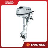 Motor Honda Fuera De Borda Bf 5 Hp 0km 4t Pata Larga Sarthou