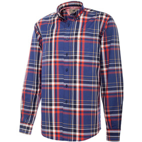Camisa De Hombre A Cuadros Pato Pampa Oferta