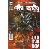 A Sombra De Batman Os Novos 52 Nº 17
