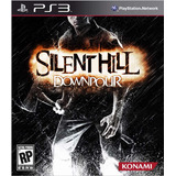 Silent Hill Downpour Ps3 Original Físico En Disco