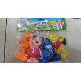 Set De Chifles De Winnie De Pooh Y Sus Amigos
