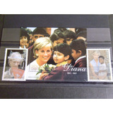 Uruguay - Estampilla Numero 1700/1 + Hb 68 Princesa Diana
