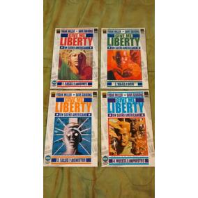 Comic, Give Me Liberty