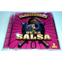 Cd Salsa Varios Tony Vega ,grupo Clase,india,celia Cruz