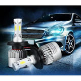 Luces Led 72w/8000lm H4 H13 9004 9007 Para Carro Y Moto