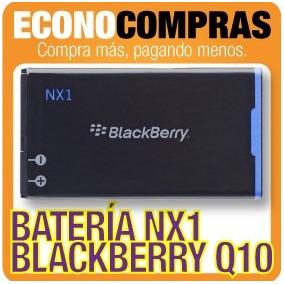 Batería Para Blackberry Q10 Nx1 Pila Nueva