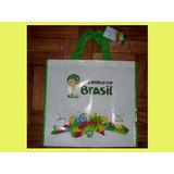 Sacola Oficial Da Fifa E Fuleco Copa Do Mundo Brasil 2014