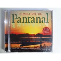 Cd Trilha Sonora Novela O Melhor Do Pantanal