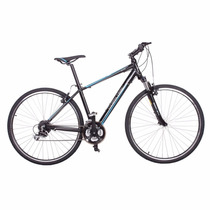 Bicicleta Hibrida Ozark Trail Elite Aluminio R700c Negra