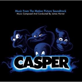 Cd Trilha Sonora Do Filme Gasparzinho - Casper