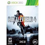 Battlefield 4 Xbox 360 Nuevo Sellado