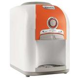 Bebedouro De Água Com Compressor Gelágua Egm30 Laranja 110v