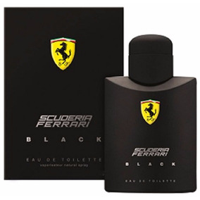 Perfume Ferrari Black 125ml 100% Original Lacrado
