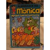 Almanaque Revista Gibi Turma Da Monica