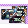 Kit Imprimible Lego Star Wars Tarjeta Lego Cumpleaños