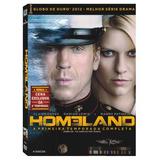 Homeland - 1ª Temporada 4 Dvds Lacrado