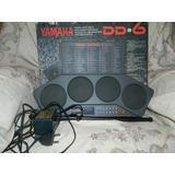 Batería Electrónica Yamaha Dd-6