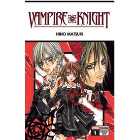 Mangas Vampire Knight Varios Nuevos Español Panini