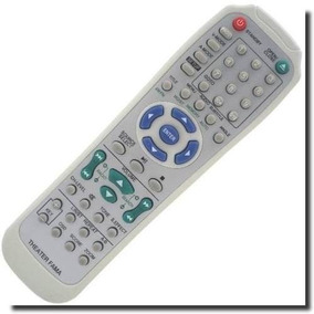 Controle Remoto Para Dvd Home Theater Britania Image Fama 3