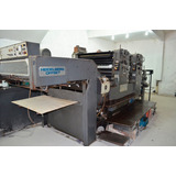 Impressora Off-set Heidelberg, Bicolor 72 X 102 Ano 1986