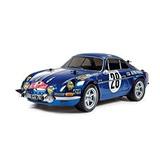 Tamiya 1/10 Rc Renault Alpine A M06 Monte Carlo #