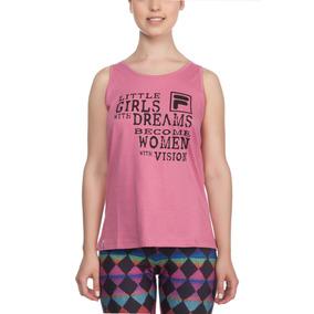 Musculosa Running Mujer Fila