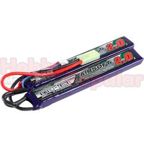 Lipo Bateria 2000 Mah 2s 7.4v 15-25c Turnigy Tamiya