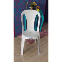 Cadeiras De Plástico 120kg