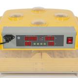 Incubadora Automatica Para 48 Huevos Gallina Godorniz Pato