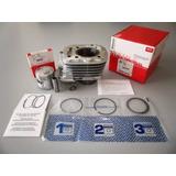 Kit De Cilindro Mahle Honda Cg Fan Titan 125 Ks-es 02 06