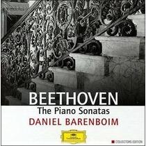 Beethoven - Barenboim - Sonatas Para Piano - Edición 9 Cds