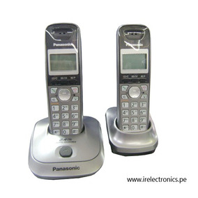 Telefono Inalambrico Doble 2.4ghz C/id C/altavoz Kx-tg3552