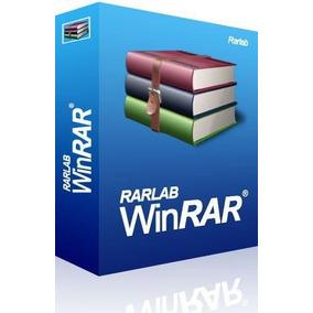 Winrar V5 Super Compresor + Skins Con Licencia Para 3 Pc´s