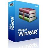 Winrar V5 Super Compresor + Temas Con Licencia Para 3 Pc´s