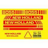 Kit Adesivos New Holland 8055