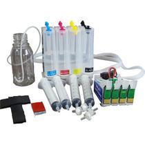 Bulk Ink Tx420w Tx430w Tx235w Tx320f Tx320 + Dispenser
