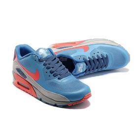 Nike Air Max 90 Hyperfuse Tenis Correr Envgratis Caballero
