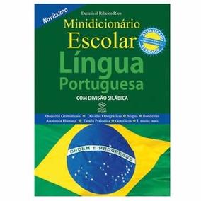 Dicionario Portugues Escolar 30 Mil Verbetes