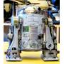 Robot R2-d2 (arturito) Hecho Con Metales En Deshuso Unico !!