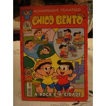 Almanaque Revista Gibi Turma Da Monica Chico Bento