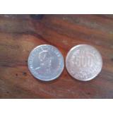Mneda Antigua De N$500 Uruguaya Del Año 1989