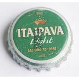 Tampinhas Antigas - Cerveja Itaipava Light (abre Fácil)