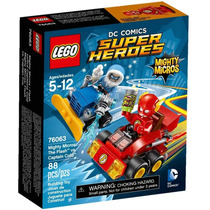 Lego Dc Super Heroes 76063 Mighty Micros Flash Capitán Frio