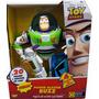 Toys Story Buzz Lightear Power Blaster 20 Fraces En Espanol