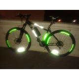 Adesivo Refletivo Para Aro Bike & Moto - Frete 8,00