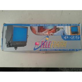 Tipo Teleforma Base Soporte Tv Monitor Bafle Speker Altavoz
