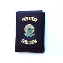 Carteira Carteira Funcional De Agente Prisional