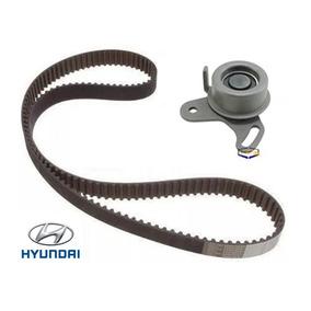 Kit Correia Dentada + Tensor Hyundai Accent 1.5 12v 95/97