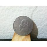 Monedas Antiguas Mexicanas De 1 Peso Y .50 Centavos